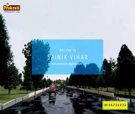Sainik Vihar 200 Acers Biggest Gated Community Venture at Vizianagaram