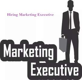 Marketing executive for food products. (Male only)
