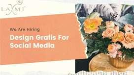 Design grafis untuk sosial media