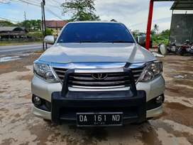 Fortuner G Lux 2012 AT pjk04/2022
