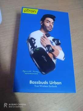 Patron bassbuds urban