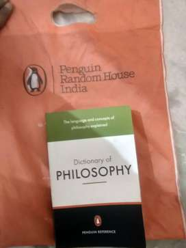 dictionary of philosophy by penguin