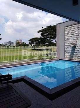 Graha Bukit Darmo Golf Rumah Mewah Semi Furnish Golf View