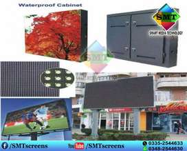 Weather proof LED SMD indoor outdoor screens