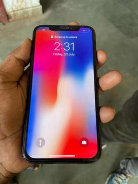 i phone x 64 gb gray colour