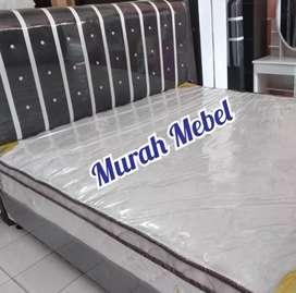 MM. Fullset bed set dan dipan sandaran