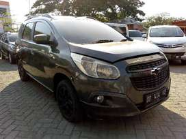 Chevrolet Spin 1.5 LTZ AT 2013 (mobil lelang)