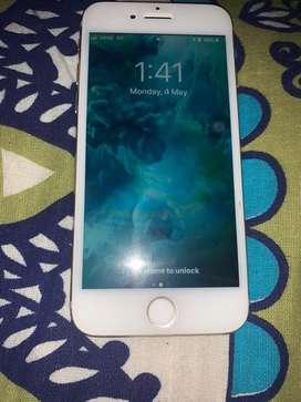 Apple IPhone 7 Silver 128GB
