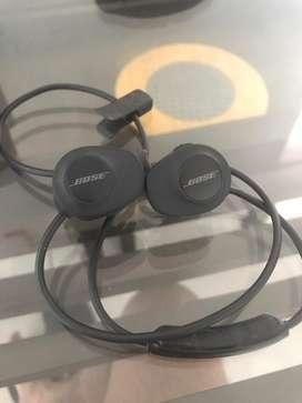 Bose wireless earphone