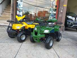 New Stock Hammer Jeep 110cc Atv Quad 4 Wheels Bike Deliver In All Pak
