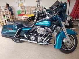 Harley Davidson Street Glide Tahun 2007 - 12 FullPaper Mabua