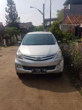 Daihatsu xenia-type X