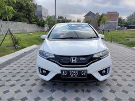 All-new Jazz Rs 2015 matic km.33rb