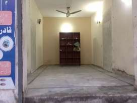 For rent a shop in shershah colony raiwind road Lahore