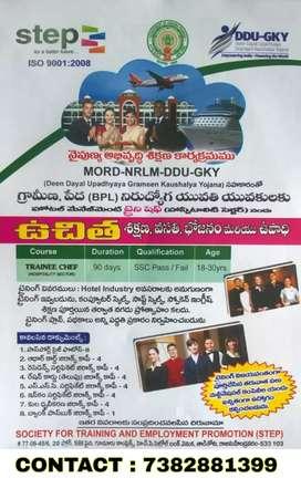 Free Hotel Management Training