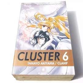 Komik Cluster 0-6 Tamat