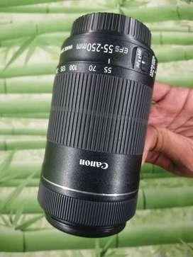 Canon 55-250mm STM