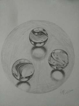 Marble Sketch for sale