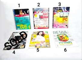 Majalah Tahun 2002- 2004
