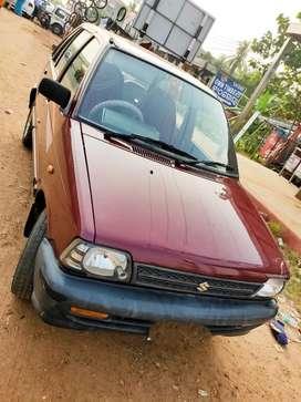 Maruti Suzuki 800 Std BS-III, 2009, Petrol