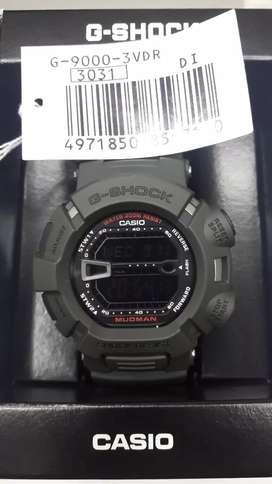 G shock G-9000-3VDR