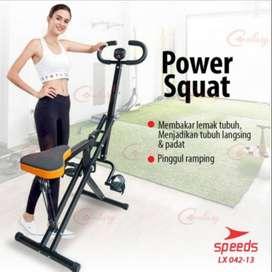 Grosir Jateng fit >> Power Squat raider