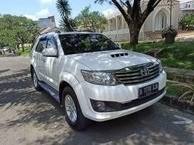 Toyota fortuner G vnt matic 2014