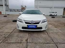 Toyota Camry 2014 Hybrid Putih