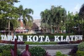 Tanah Kavling  Bonus Motor Vario 125  Di Wilayah Klaten  Murah