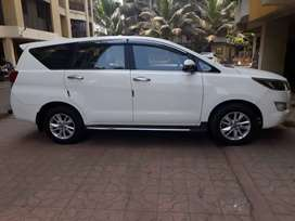 Toyota Innova Crysta 2018 Diesel Well Maintainedy