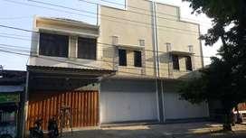 Disewakan Ruko Bangunan Baru  2 Lantai  Lokasi di Tengah Kota KUDUS