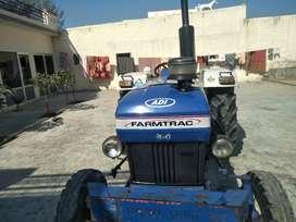 Farmtrac 60 2008 model