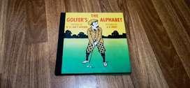 The Golfer's Alfabet - Buku Anak