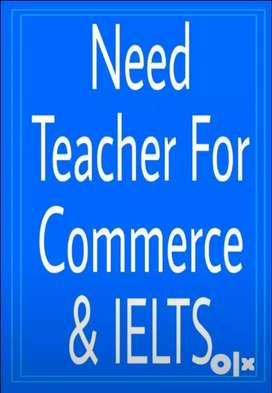 I need teacher for tution and spoken English