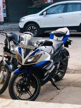 R15 bike good condiction total parts yamaha orignal