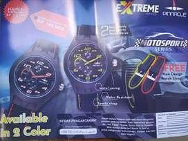 Jam tangan Pinnacle Branded Malaysia, Uang penjualan disedekahkan