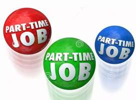 We are hiring -candidates for part time work
