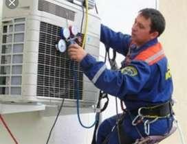 Fatur jaya tehnik perbaikan AC, mesin cuci, kulkas & frezer