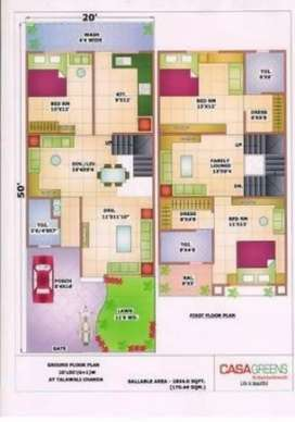 Chakeri highway Fully furnished home on main gt road
