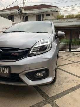JUAL BRIO RS 1.2 L 2018 TANGAN 1 Low KM