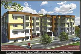 2/3 bhk Residential flat for sale from 20.97L onwards at chandannagar