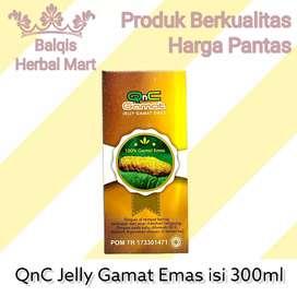 QnC Jelly Gamat Emas 300ml