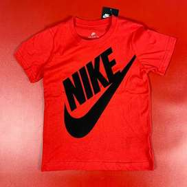 ORIGINAL Nike Kaos T Shirt Baju Anak Laki-laki perempuan Kid Kids BNIB