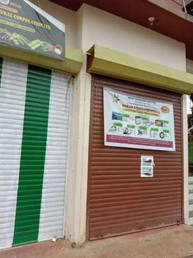 Shop for rent at new vaddem, last stop.