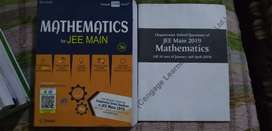 Mathematics for JEE main by cengage