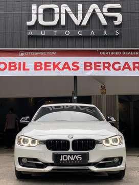 MURAH! 2014 BMW F30 320i Sport |tt c200 mercy cla200 gla200 a4 2015