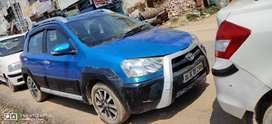 Toyota Etios Cross, 2014, Petrol