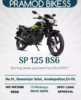 SP 125 BS6
