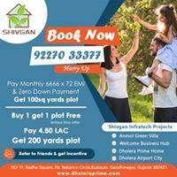 Dholera SIR Residential Plots At Reasonable Prices