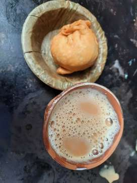 Required shake and coffee karigar